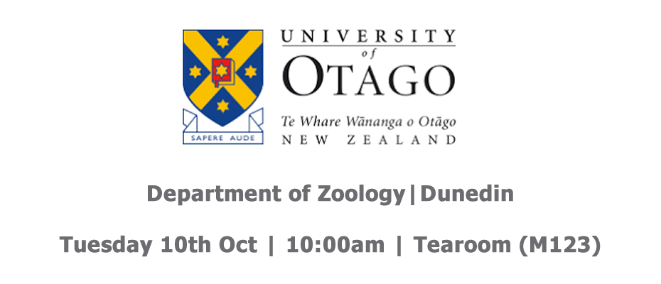 Zoology event Logo